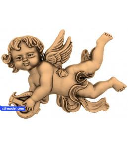 "Angel ""Angel #27"" | STL - 3D m..."