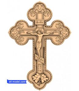"Cross ""Cross #32"" | STL - 3D m..."