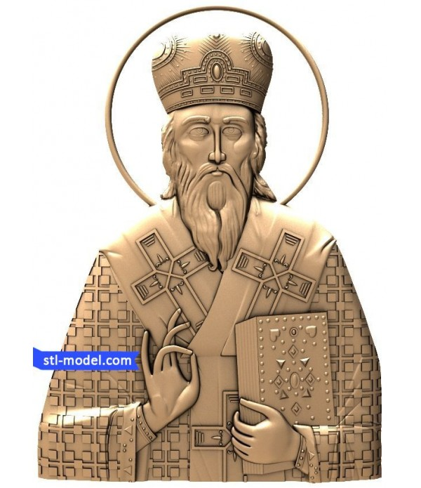 "Icon ""St. Basil"" 