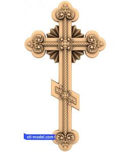 "Cross ""Cross #37"" | STL - 3D m..."