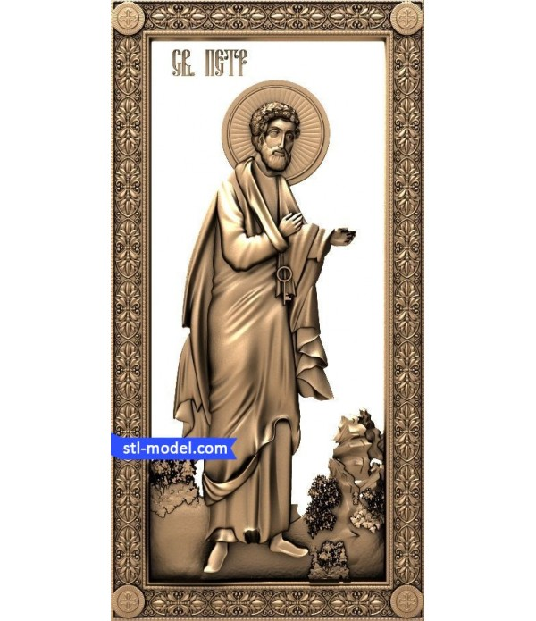 "Icon ""Saint Peter"" 