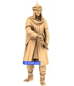 "Araby ""#6"" | STL - 3D model fo..."