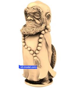 Bodhidharma №1