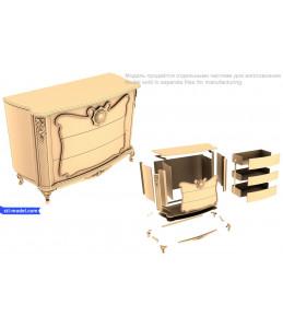 Cabinet №1