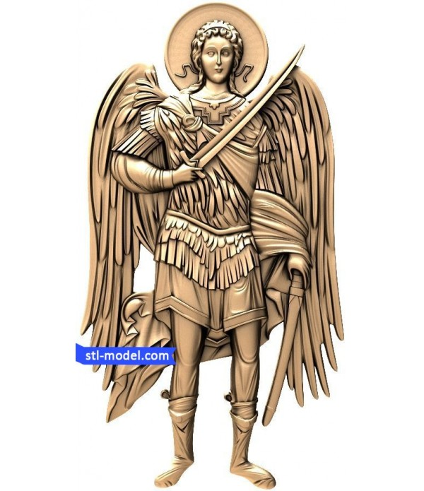 "Icon ""Archangel Michael #6"" 