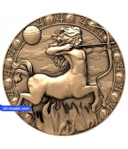 "Zodiac ""Sagittarius"" | STL - 3..."