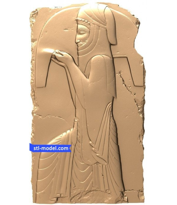 "Bas-relief ""Egypt"" 