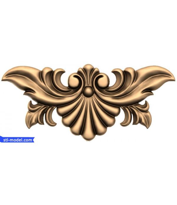 "Decor ""decor #77"" | STL - 3D model for CNC"