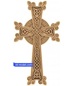 "Cross ""Cross #17"" | STL - 3D m..."