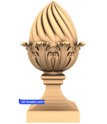 "Baluster ""Balusterl #249"" 