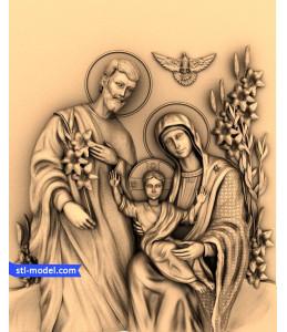 Holy family #3