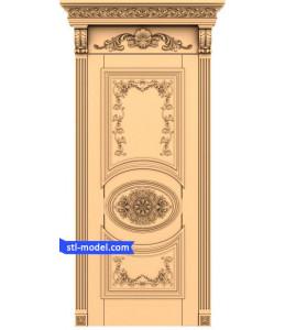 """Door """"Door #8""""   STL - 3D mode..."""