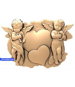 "Angel ""Angel #16"" | STL - 3D m..."
