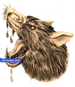 Wolf head (4)