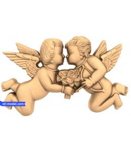 "Angel ""Angel #23"" | STL - 3D m..."