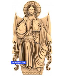Christ Pantocrator #3