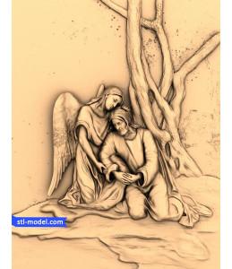 Jesus in Gethsemane Jesus in Gethsemane