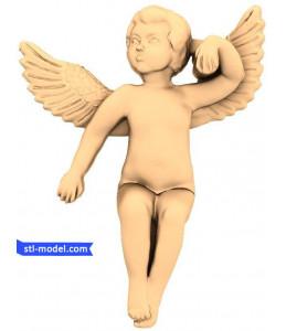 "Angel ""Angel #24"" | STL - 3D m..."