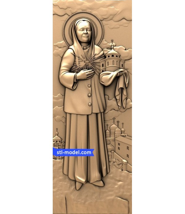 "Icon ""St. Matrona #3"" 