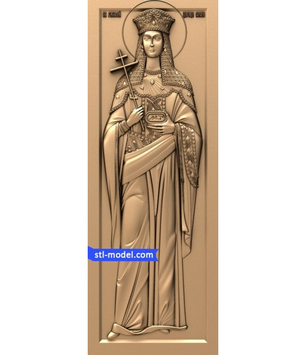 "Icon ""Queen Helena #2"" 