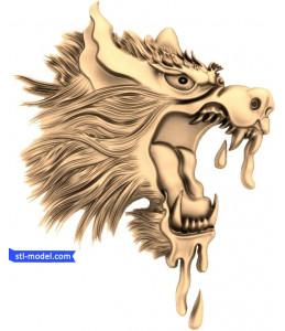 Wolf head (5)
