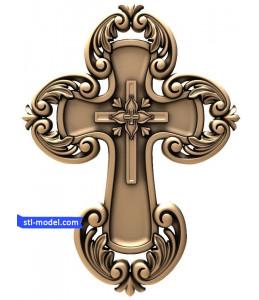 "Cross ""Cross #10"" | STL - 3D m..."