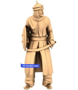 "Arabs ""#13"" | STL - 3D model f..."