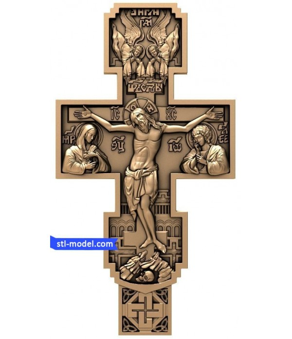 "Cross ""Crucifixion #1"" 