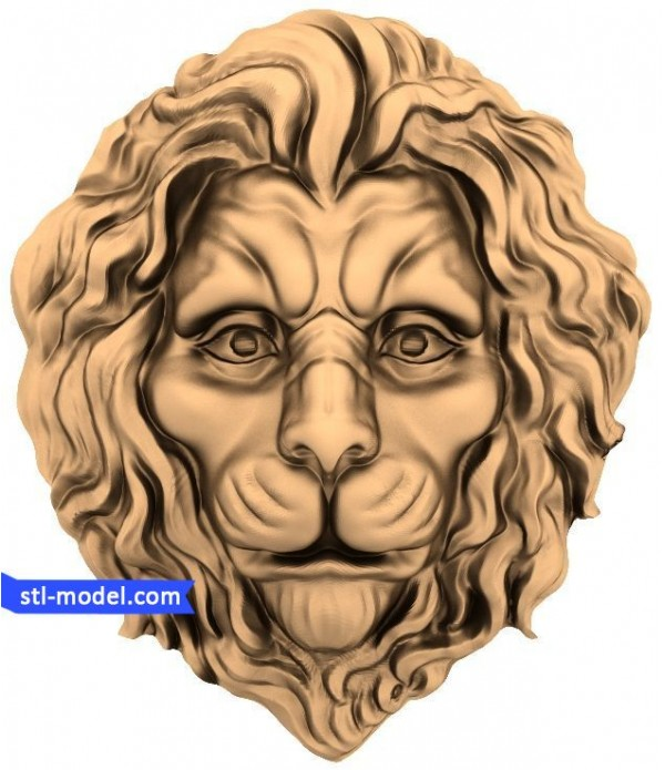 "Character ""lion Head"" 