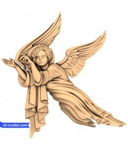 "Angel ""Angel #26"" | STL - 3D m..."
