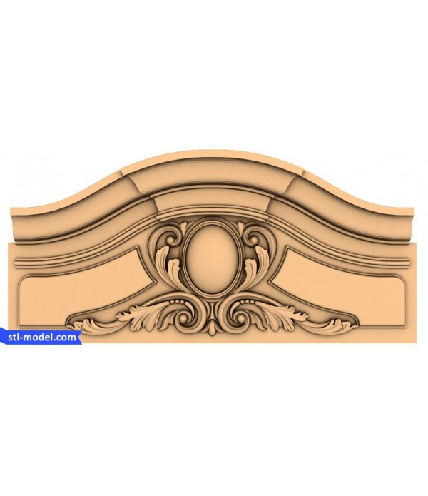 "Decor ""decor #360"" | STL - 3D model for CNC"
