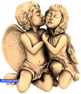 "Angel ""Angel #30"" | STL - 3D m..."