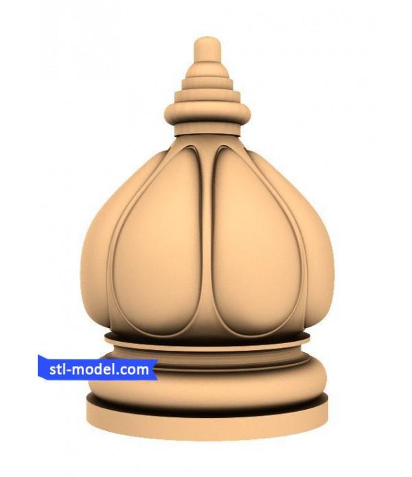 "Decor ""decor #60"" | STL - 3D model for CNC"