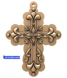 "Cross ""Cross #13"" | STL - 3D m..."