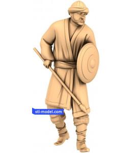 "Arabs ""#11"" | STL - 3D model f..."