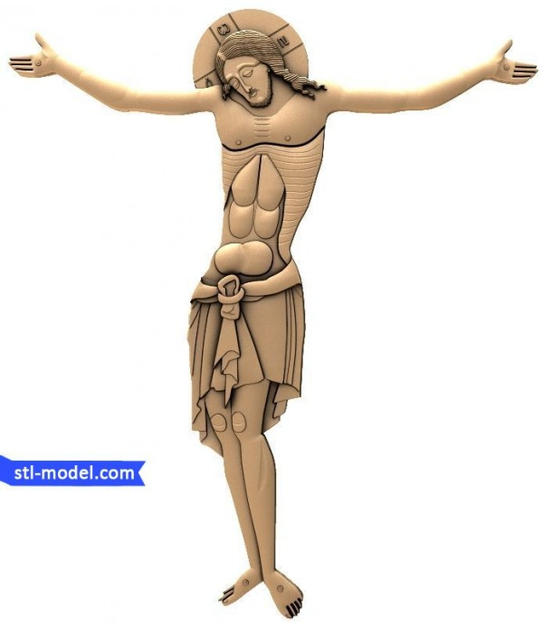 "Icon ""Crucifixion #2"" 