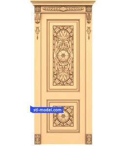 """Door """"Door #14""""   STL - 3D mod..."""