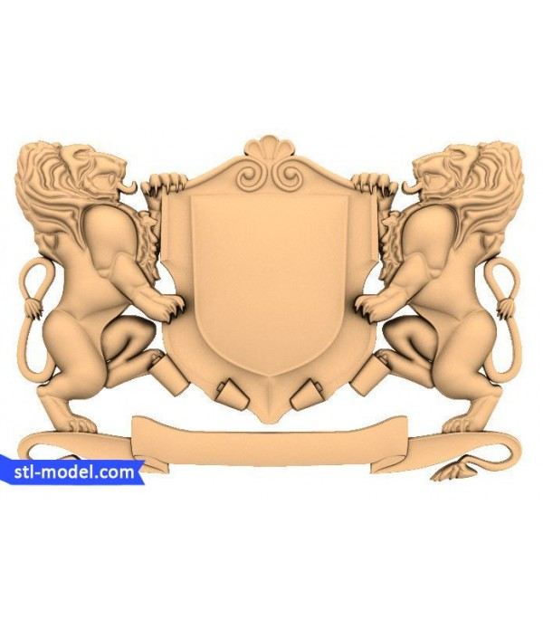 "Coat of arms ""coat of Arms with lions"" 