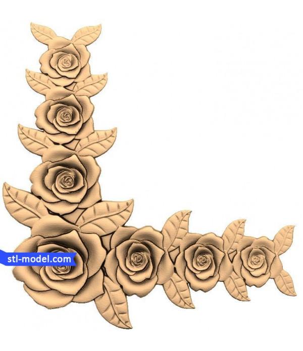 "Decor ""decor #193"" | STL - 3D model for CNC"