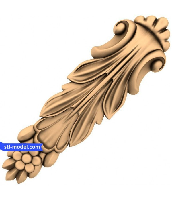 "Corbel ""Corbel #86"" | STL - 3D model for CNC"