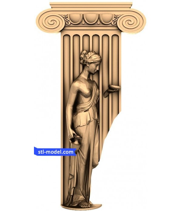 "Decor ""decor #120"" | STL - 3D model for CNC"