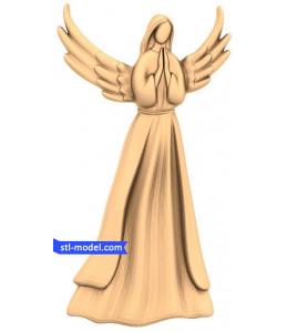 "Angel ""Angel #25"" | STL - 3D m..."