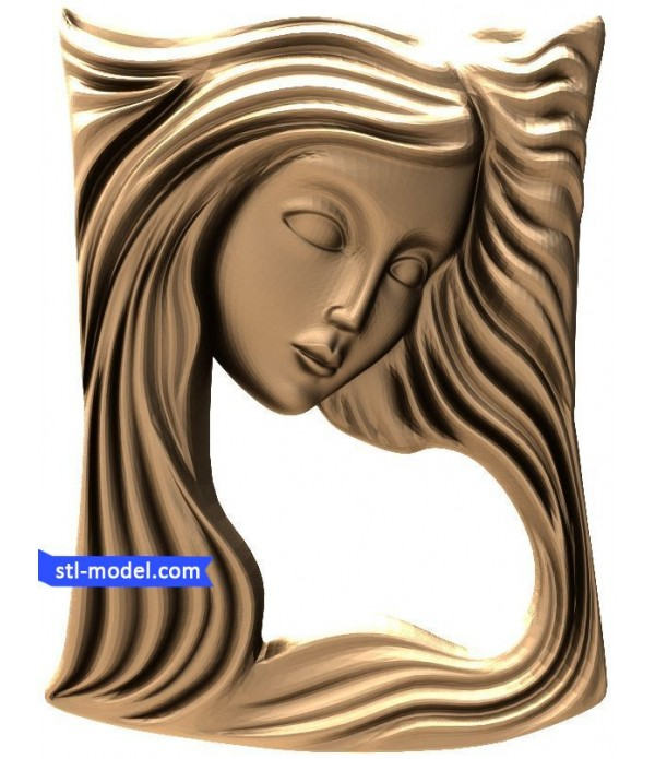 "Bas-relief ""Bas-relief #45"" 