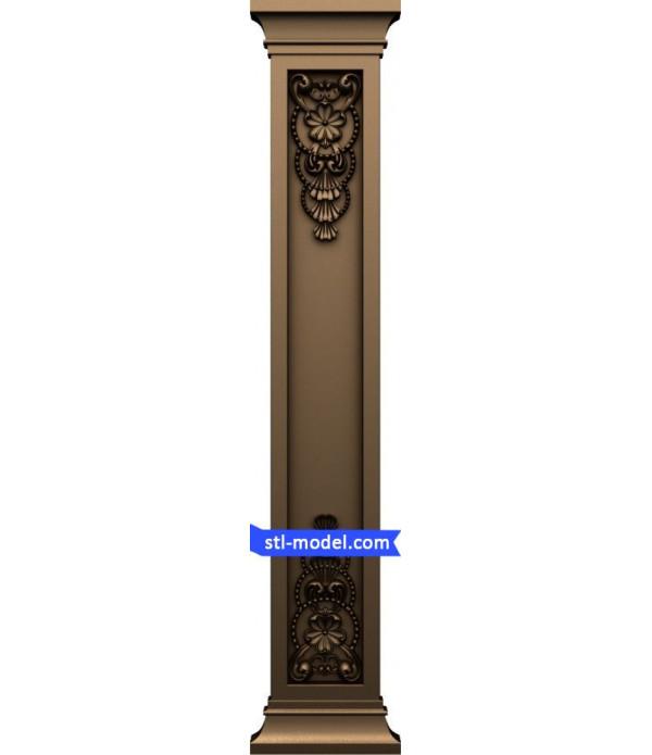 "Decor ""decor #90""   STL - 3D model for CNC"
