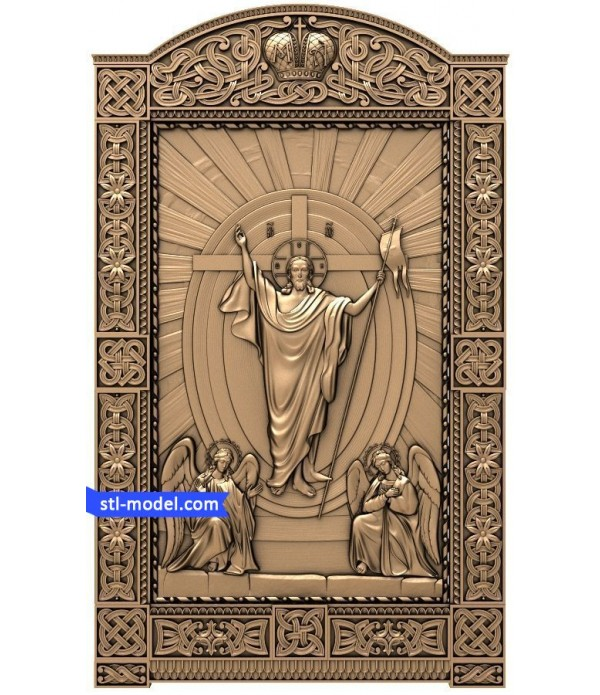 "Icon ""Jesus #7"" 