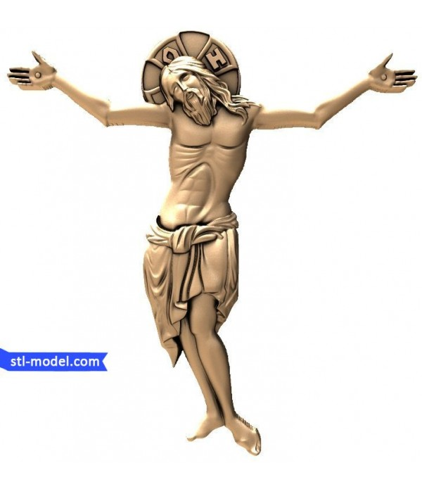 "Icon ""Crucifixion #3"" 