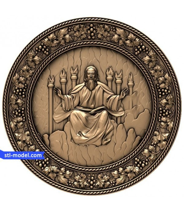 "Icon ""Holy Savior"" 