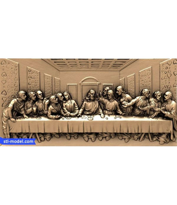 "Icon ""last Supper #1"" 