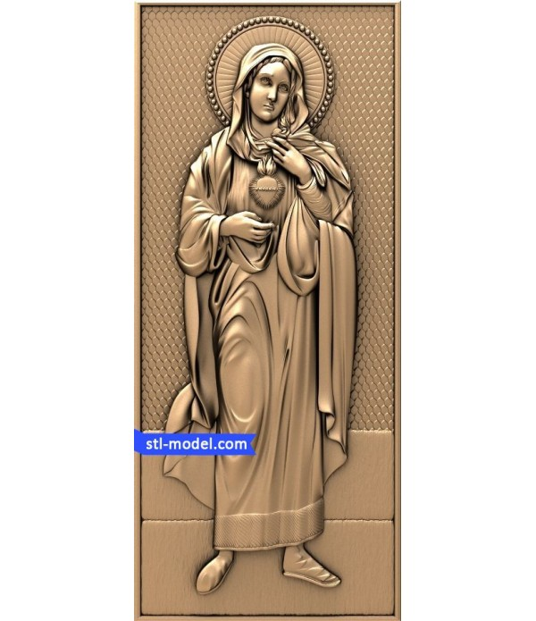 "Icon ""Holy Mary"" 