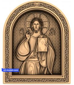 Christ Pantocrator #2